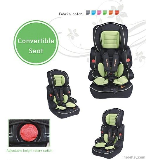 baby safety car seat with ece r 44/04