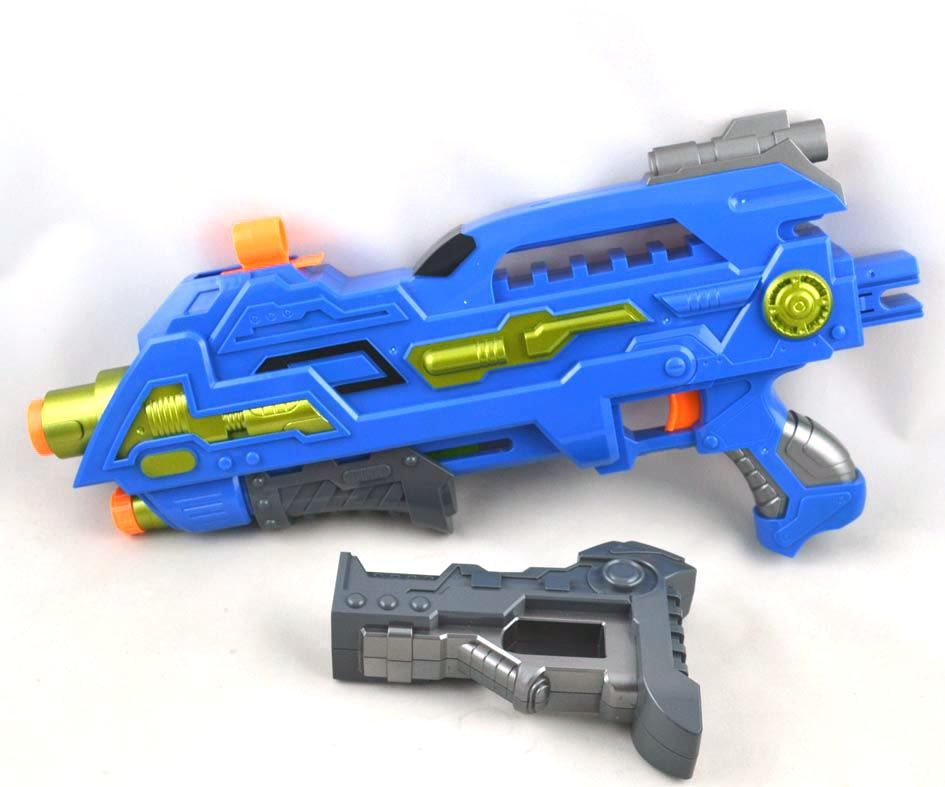 newest 2 in 1 soft bullets toy guns