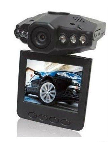 H198 HD car dvr car camera with 6 led night vision Car Black Box