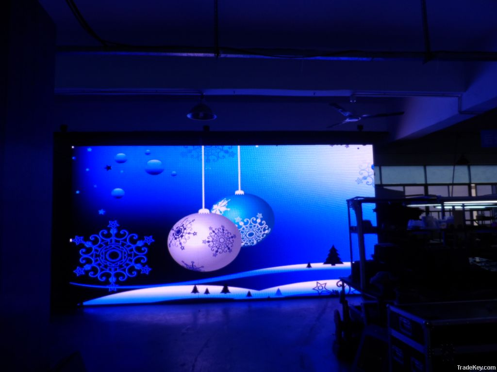 Indoor SMD Full Color LED Screen