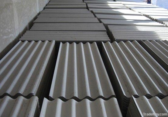 fiber cement roof tile
