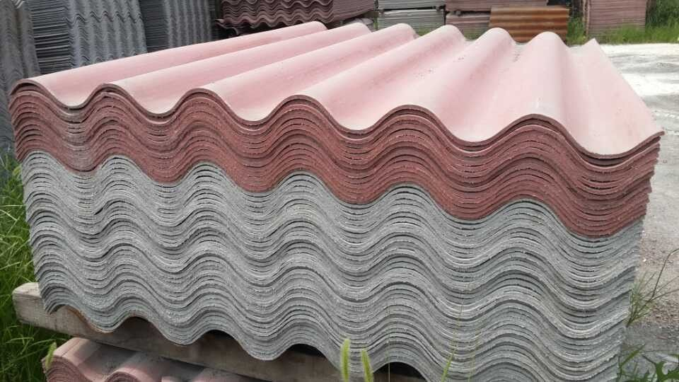 Fiber Cement Corrugated Roofing Sheet By Kboard Building