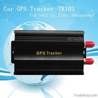 GPS tracking device tracker gps car tracker TK103 GPRS tracking soft