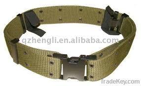 webbing belts