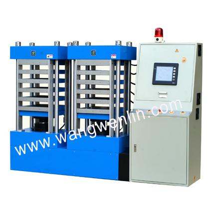 WenLin-FA5200 PLC Standard Model PVC Card Laminating Machine