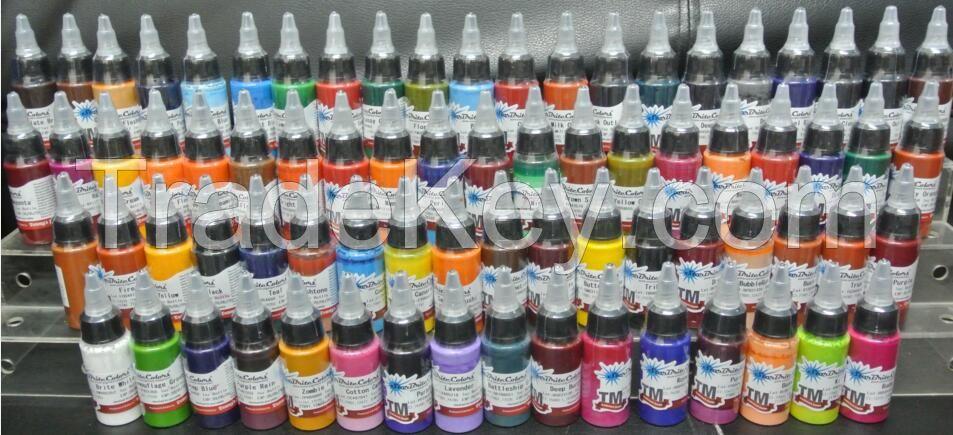 stabrite tattoo ink 75color set