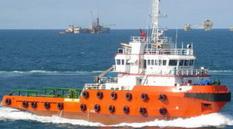 tugboats, barge, landing craft, workboat