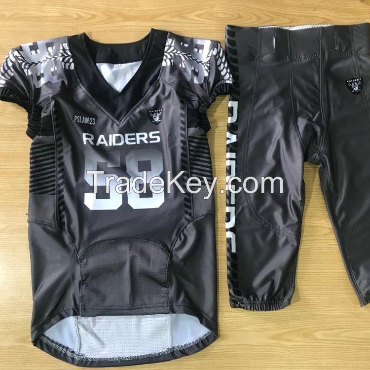 Youth American Football Uniform