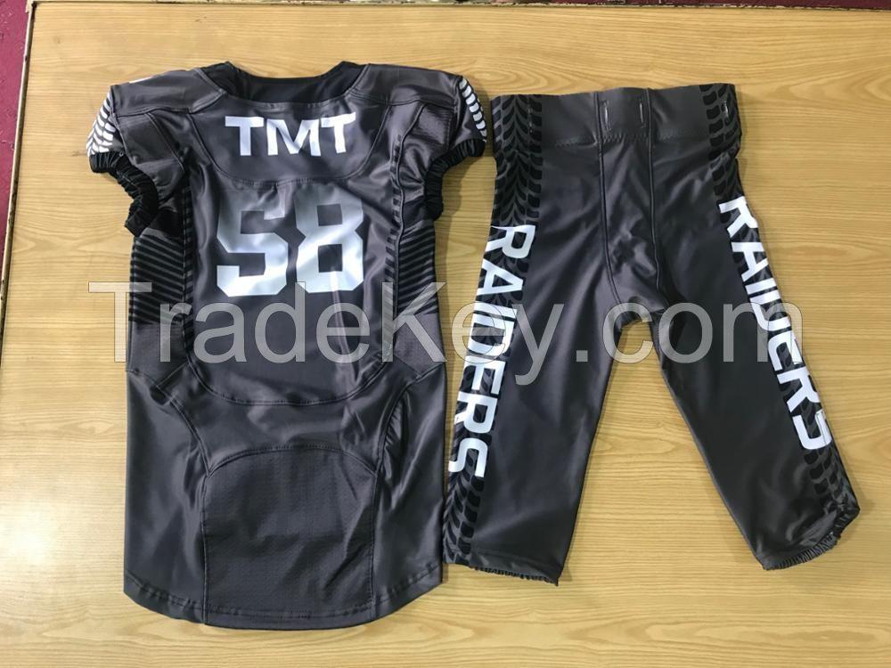Youth Football Uniform
