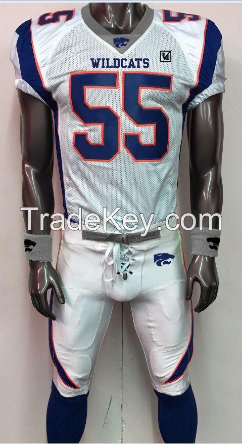 Tackel Twill American Football Jersey