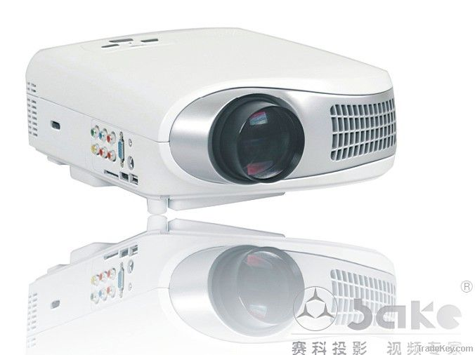 2200 Lumens Professional Home Theater LED Projector (T