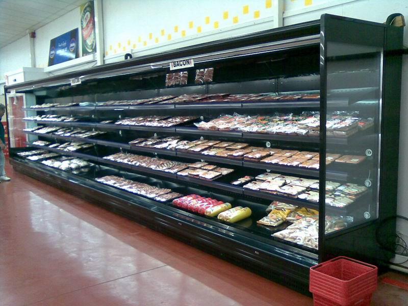 Commercial Refrigeration Showcae