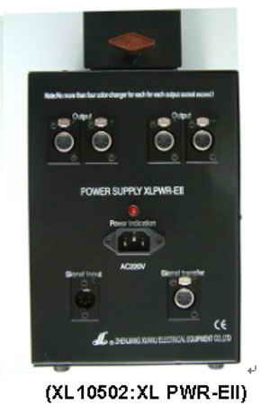 Color Changer, Power Supply