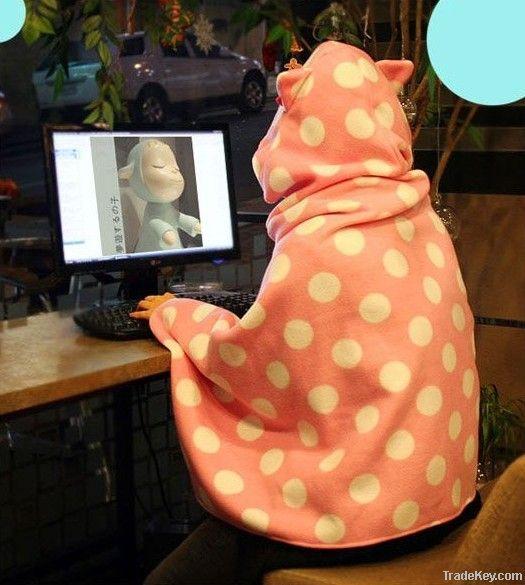T4550# lovely lovers sleepwalking baby pajamas