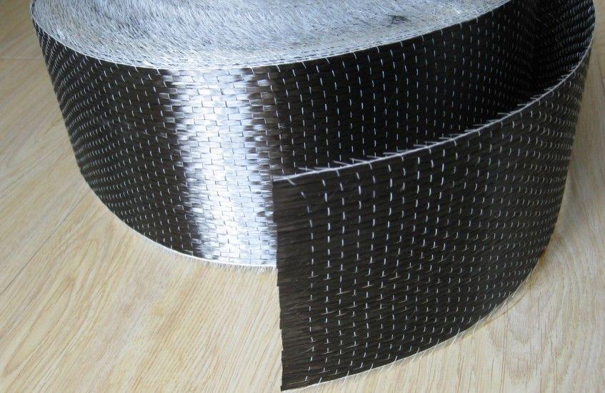 12K UD carbon fiber fabric for bridge reinforcement repair