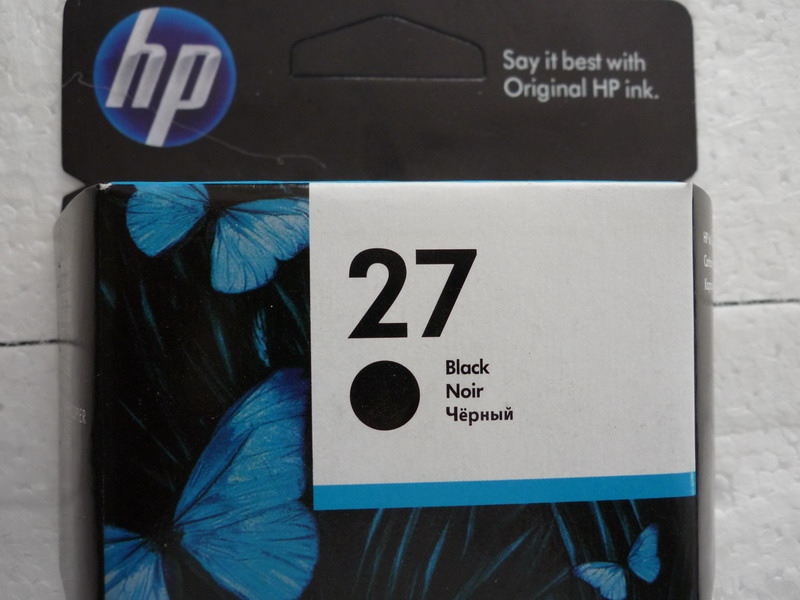 HP Black Printer Ink  cartridge  C9351AN/ #21