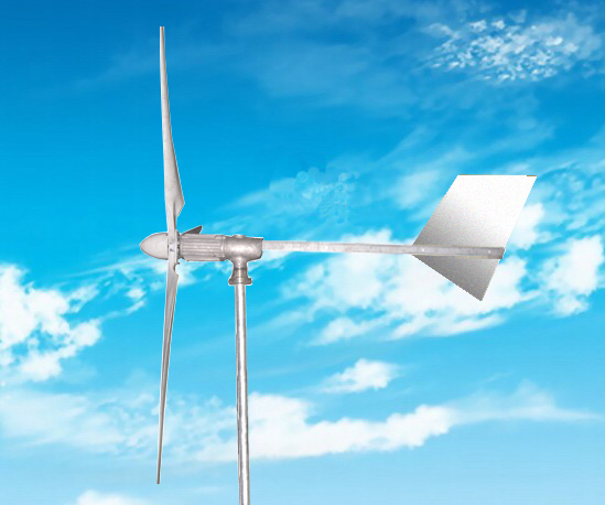 2 Kilowatt Wind Turbine