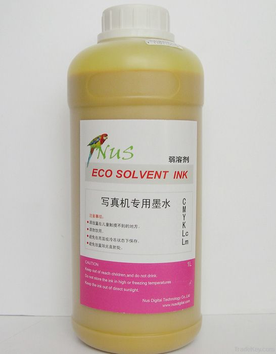 solvent/eco solvent ink