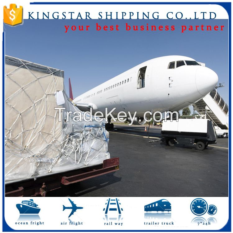 special air freight rate from China to USA