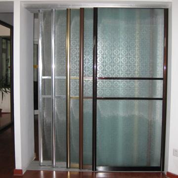 aluminium wardrobe profiles