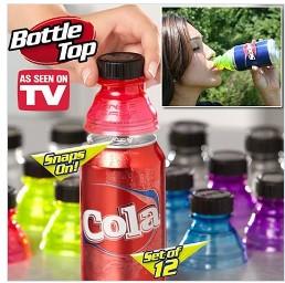 bottle top, bottle cap, can top