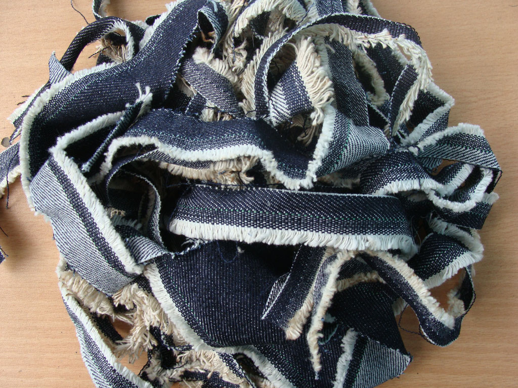 Denim Clips (100% cotton)