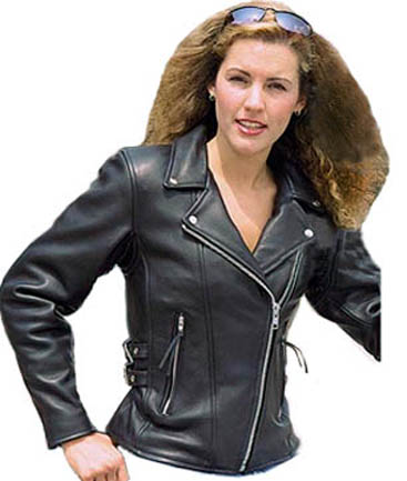 Women's motorcycle jacket