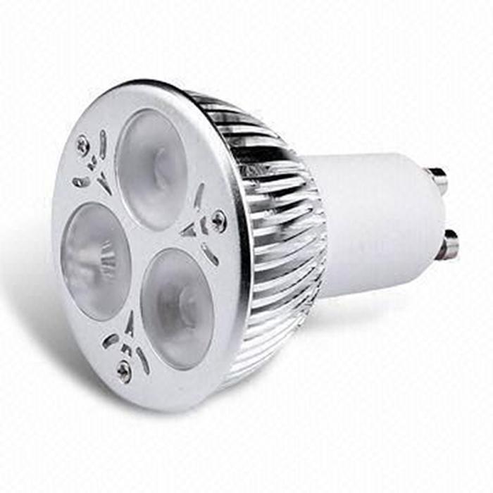 GU10 LED spotlight
