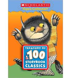 Scholastic Storybook Treasury (DVD, 16 Disc)