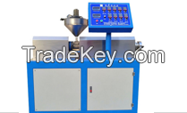 Lab Twin Screw Extruder Machine for Rubber, Pipe