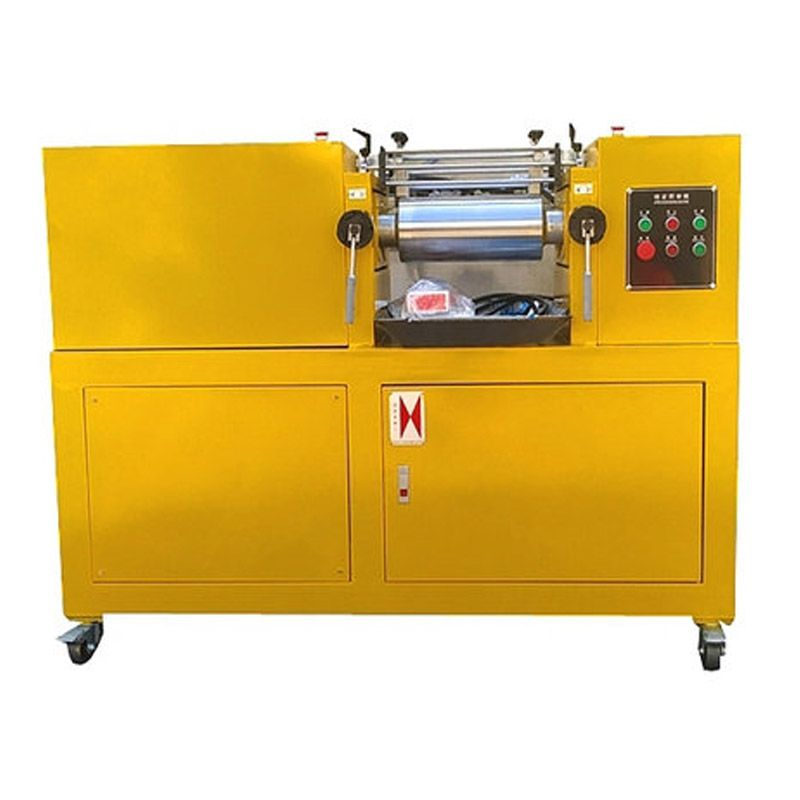 Lab Rolling Mills Mixe Rubber Mixing Mills Equipment for Laboratory