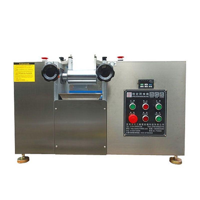 Minil Lab Two Roll Rubber Mills Equipment