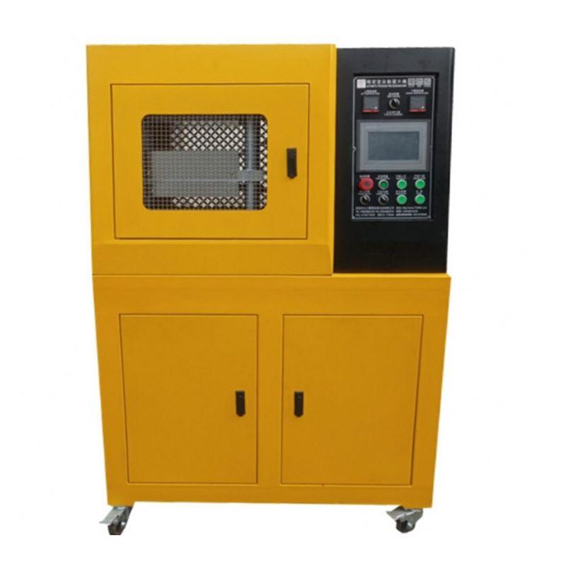 Rubber Vulcanizer Machine Plate Silicone Vulcanization Press Equipment Manufacturer
