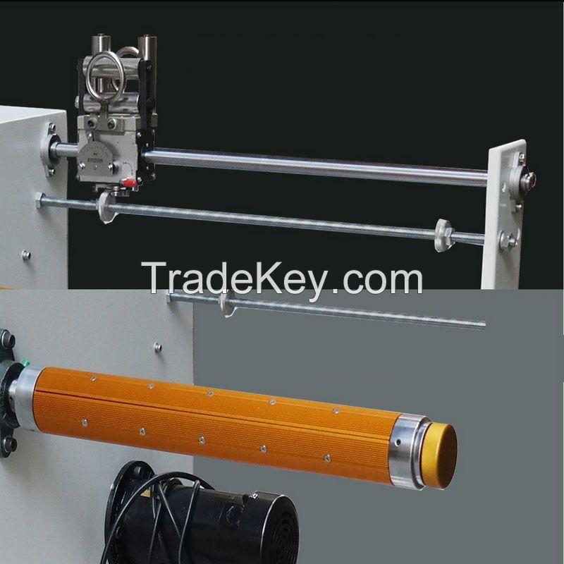 Auto High Speed Winder Machine Winder Take-up Wrap-up Machine