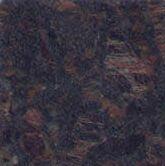Gangsaw or cutter size granite slabs in Galaxy,Ab black, sapphire blue