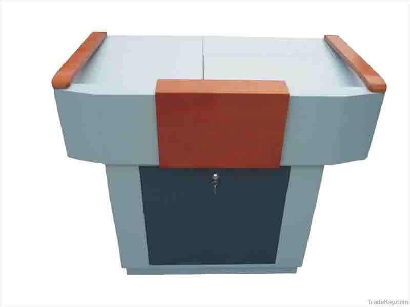 multimedia podium, digital podium, smart podium, digital lectern for e-class