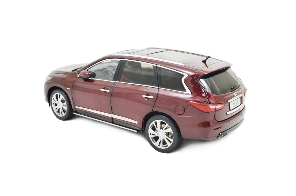 New Diecast Model Car Infiniti QX60 2014 Exclusive Offer By Paud Model