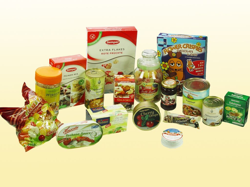 Food Stocklots From Germany