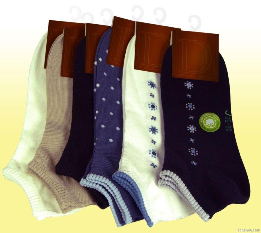 Low Cut Socks Bamboo For Women