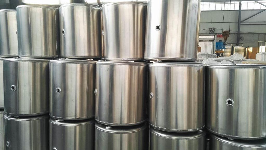 Professional manufature high quality aluminium hydraulic tank