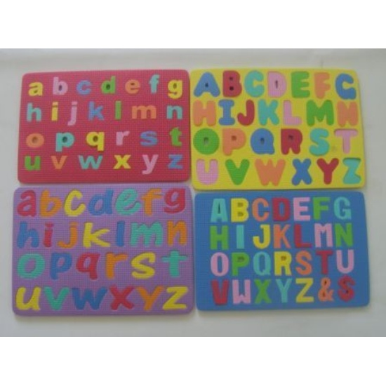 Aphabet's puzzle
