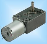 DC Worm Gear Motor