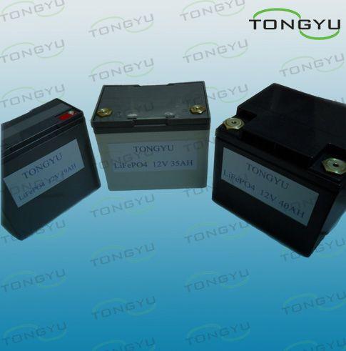 Medical Equipment Battery