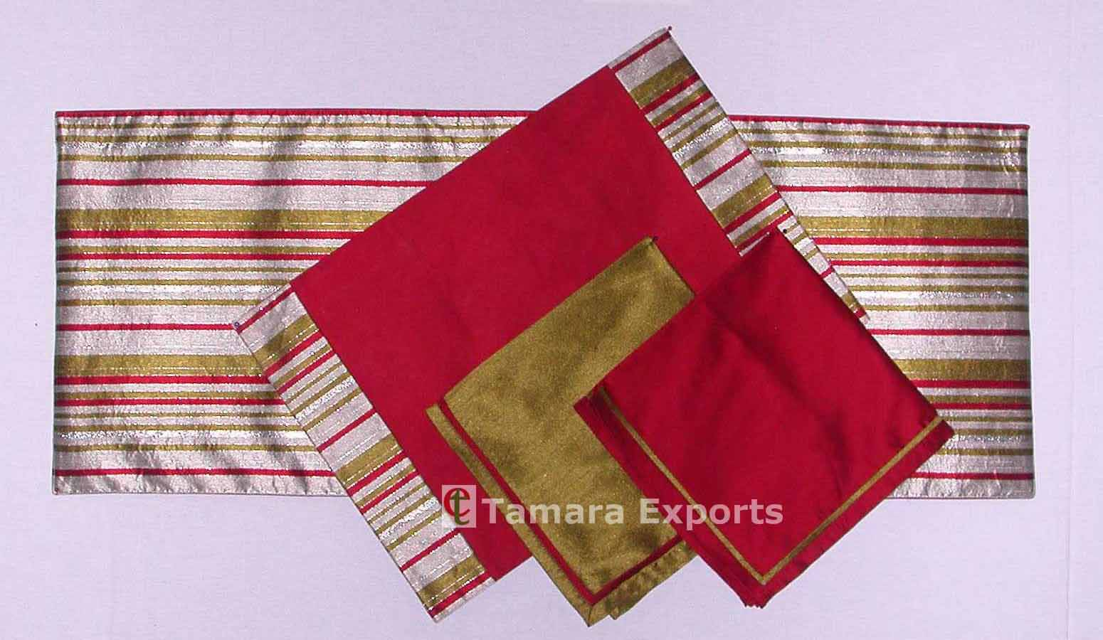 Holiday Table Linen