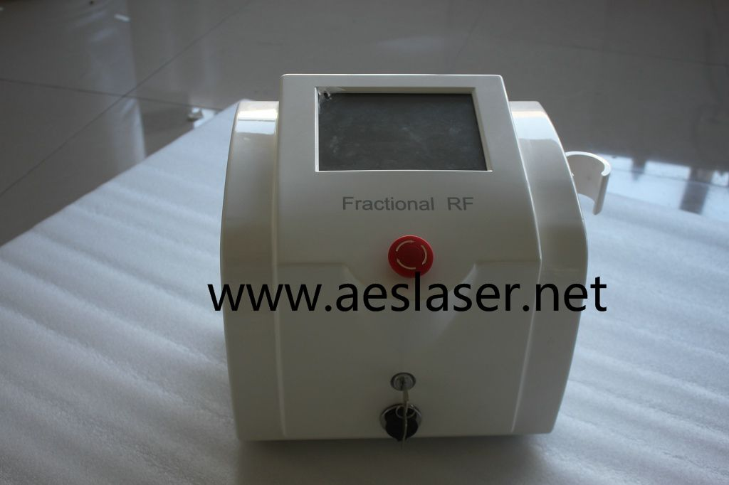 AES-FRF83(Wrinkle removal, Facial wrinkle removal, Skin tightening, Skin Resurfacing, Skin rejuvenation Fine and Coarse wrinkles, Stretch marks removal, Face lifting Acne Scars removal, acne scars, large pores and stretch marks.)