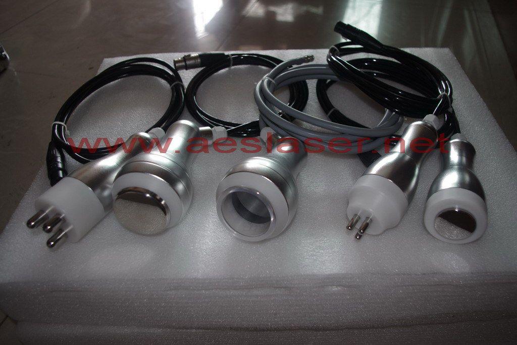 AES-SLIM ANGEL(Cavitation+MonoPolar RF+ Tripolar RF+Vacuum All in 1 machine)
