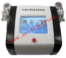 (check)AES-SLIM ANGEL(Cavitation+MonoPolar RF+ Tripolar RF+Vacuum All in 1 machine)