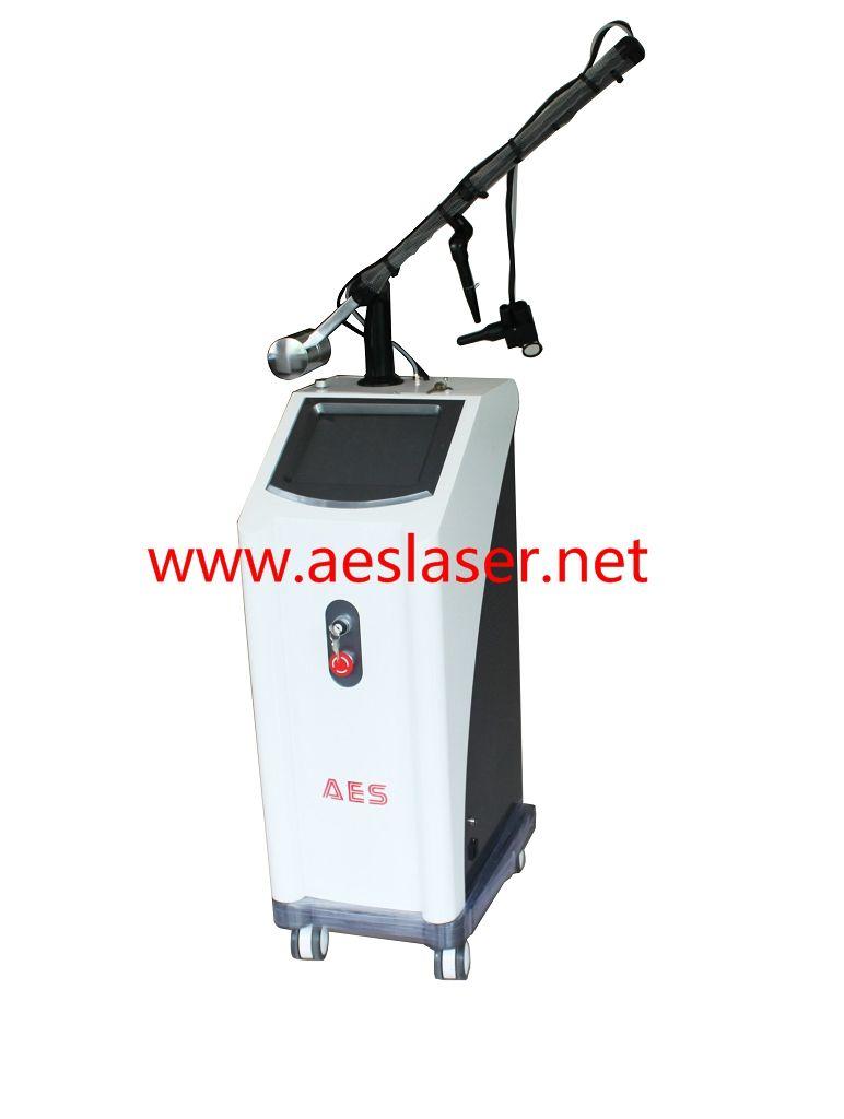 Co2 Fractional Laser for Skin Problem