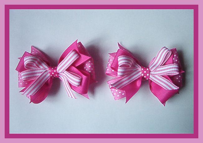 hand made  hair ribbon
