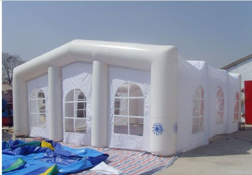 inflatable house tent for wedding or party & inflatable house tent for wedding or party By Yantai Daming ...